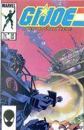 GI Joe (1982 Marvel) 36REP.2ND