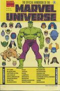 Official Handbook of the Marvel Universe Master Edition (1990-1993) 8