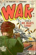 War Comics (1950 Atlas) 36