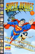 Super Heroes Stamp Album Celebrate the Century (1998) 1