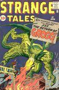 Strange Tales (1951-1976 1st Series) 87