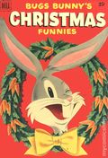 Dell Giant Bugs Bunny's Christmas Funnies (1950-1958 Dell) 2