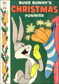 Dell Giant Bugs Bunny's Christmas Funnies (1950-1958 Dell) 3
