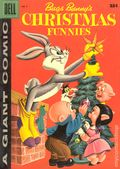Dell Giant Bugs Bunny's Christmas Funnies (1950-1958 Dell) 8