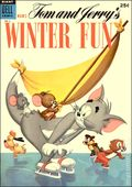 Dell Giant Tom and Jerry's Winter Fun (1954) 3