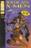 Wildcats X-Men The Golden Age 3-D (1997) 1B