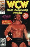 WCW World Championship Wrestling (1992 Marvel) 1