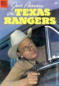 Jace Pearson of the Texas Rangers (1953) 9