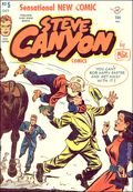 Steve Canyon Comics (1948) 5