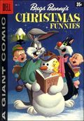 Dell Giant Bugs Bunny's Christmas Funnies (1950-1958 Dell) 9