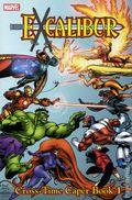 Excalibur Classic TPB (2005-2008 Marvel) 3-1ST