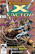 X-Factor (1986 1st Series) Reprint 60
