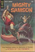 Mighty Samson (1964 Gold Key) 20