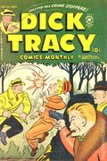 Dick Tracy Monthly (1948-1961 Dell/Harvey) 33