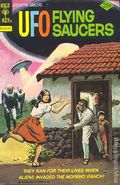 UFO Flying Saucers (1968 Gold Key) 6