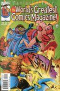 Fantastic Four The World's Greatest Comic Magazine (2001) 2