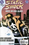 Static Shock Rebirth of the Cool (2001) 2