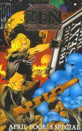 Zen Intergalactic Ninja April Fool's Special (1994) 1