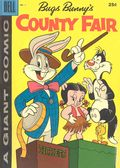 Dell Giant Bugs Bunny's County Fair (1957 Dell) 1