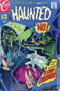 Haunted (1971 Charlton) 3