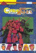 Cyberhawks (1987) 1