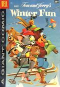 Dell Giant Tom and Jerry's Winter Fun (1954) 6