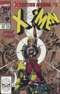 Uncanny X-Men (1963 1st Series) 270REP