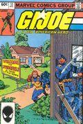 GI Joe (1982 Marvel) 10REP.2ND