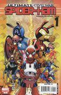 Ultimate Civil War Spider-Ham (2007) 1