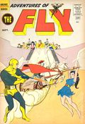Adventures of the Fly (1959 Archie) 8