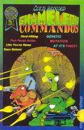 Cold Blooded Chameleon Commandos (1986) 1
