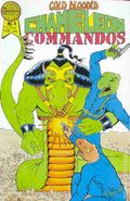 Cold Blooded Chameleon Commandos (1986) 3