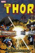 Thor The Eternals Saga TPB (2006-2007 Marvel) 1-1ST