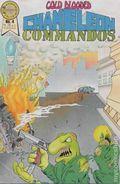 Cold Blooded Chameleon Commandos (1986) 4