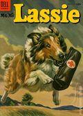 Lassie (1950-1962 Dell) 21