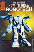 Official How to Draw Robotech (1987) 13