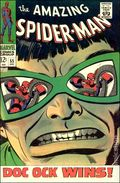 Amazing Spider-Man (1963 1st Series) 55