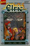 Elric The Sailor on the Seas of Fate (1985) 2