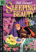 Dell Giant Sleeping Beauty (1959) 1