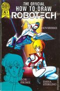 Official How to Draw Robotech (1987) 5