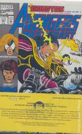 Avengers West Coast (1985) 101LTSIGNED