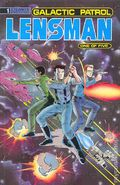 Lensman Galactic Patrol (1990) 1
