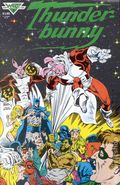 Thunder Bunny (1985 Warp/Apple) Comic 5
