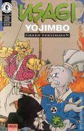 Usagi Yojimbo Color Special-Green Persimmon (1997) 1