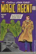 Magic Agent (1962) 1