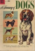 Dell Giant Treasury of Dogs (1956) 1