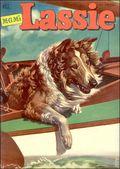 Lassie (1950-1962 Dell) 9