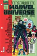Official Handbook of the Marvel Universe Master Edition (1990-1993) 36