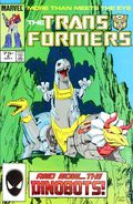 Transformers (1984 Marvel) 8REP.2ND
