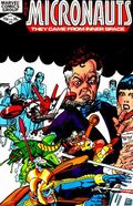 Micronauts (1979 1st Series) 42
